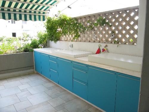 Awesome realizzare una cucina in muratura gallery home for Quanto costa una cucina in muratura